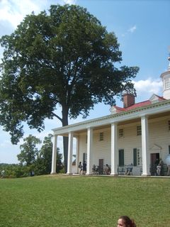 Back of Mt. Vernon