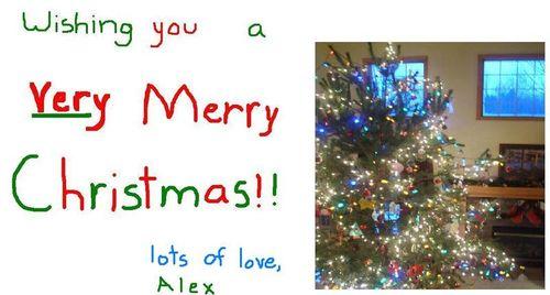 Feliz Navidad! Buon Natale!